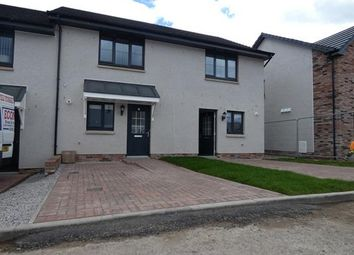 Thumbnail 2 bedroom end terrace house to rent in Blackthorn Place, Blairgowrie