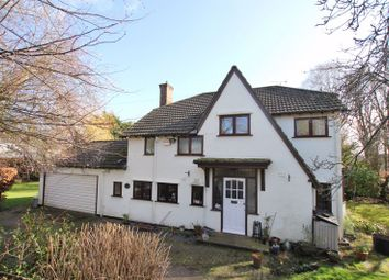Thumbnail 4 bed detached house for sale in Queensway, Gayton, Wirral