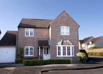 Thumbnail 3 bed detached house for sale in Bishops Orchard, East Hagbourne, Didcot