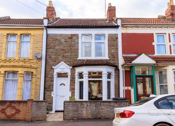 Thumbnail 2 bed terraced house for sale in Sandholme Road, Brislington, Bristol