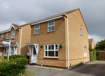 Thumbnail 3 bed end terrace house for sale in Elstow, Bedford