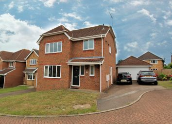 Thumbnail 4 bed detached house for sale in Holkham Close, Rushmere St. Andrew, Ipswich, Suffolk