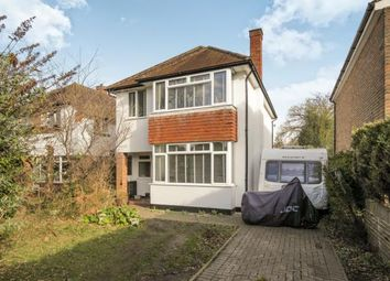 Thumbnail 3 bedroom detached house for sale in New Haw, Surrey