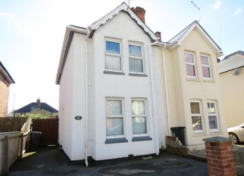 Thumbnail 3 bedroom property to rent in Malmesbury Park Road, Bournemouth