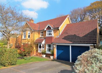 Thumbnail 4 bedroom detached house for sale in Barefoot Close, Tilehurst, Tilehurst