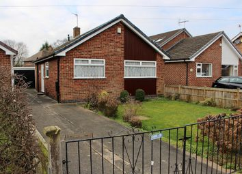 Thumbnail 2 bed bungalow for sale in Wheatley Grove, Chilwell