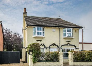 Thumbnail 3 bedroom detached house for sale in Fairfax Road, Hertford, Herts