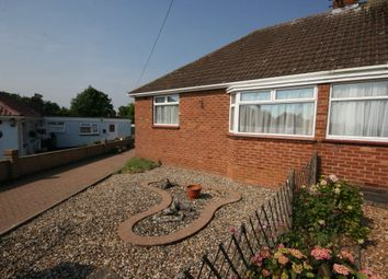Thumbnail 2 bed bungalow to rent in Fairmead Rise, Kingsthorpe, Northampton