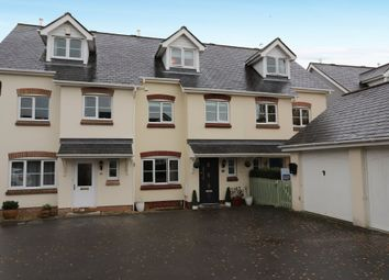 Thumbnail 5 bed terraced house for sale in Knights Mead, Chudleigh Knighton, Chudleigh, Newton Abbot