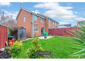 Thumbnail 3 bed end terrace house to rent in Stratfield Way, Kettering