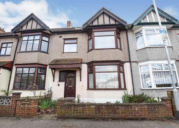 Thumbnail 5 bedroom terraced house for sale in Burlington Gardens, Chadwell Heath, Romford