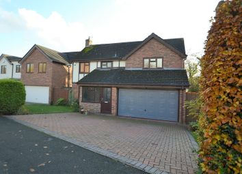 Thumbnail 4 bedroom detached house for sale in Portree Drive, Holmes Chapel, Crewe