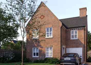Thumbnail 3 bed detached house for sale in Alver Court, Station Road, Madeley, Telford