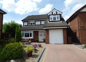 Thumbnail 4 bedroom detached house for sale in Maunders Court, Crosby, Liverpool, Merseyside