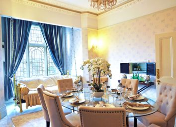 Thumbnail 6 bed end terrace house to rent in Philbeach Gardens, Earls Court, London