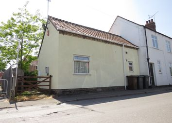 Thumbnail 1 bed semi-detached house for sale in Station Road, Ruskington, Sleaford