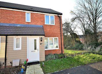 3 bed semi-detached house for sale in St. Cross Road, Sherborne Fields, Basingstoke RG24