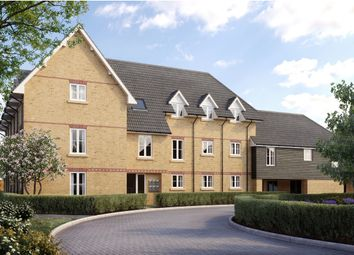 Thumbnail 1 bed flat for sale in Fairfax Lane, Royston