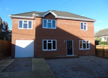 Thumbnail 4 bed detached house to rent in Freehold Road, Needham Market, Ipswich