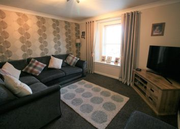 Thumbnail 2 bedroom flat for sale in High Street, Earlston