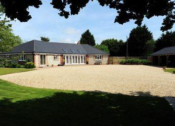 Thumbnail 4 bed bungalow for sale in South Creake, Fakenham, Norfolk