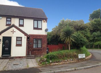 Thumbnail 2 bed semi-detached house to rent in Nightingale Close, Torquay