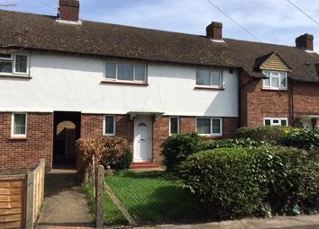 Thumbnail 3 bed terraced house for sale in Mead Road, Hersham, Walton-On-Thames, Surrey