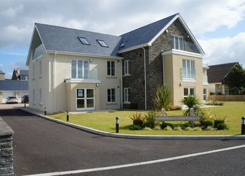 Thumbnail 3 bed flat for sale in The Penthouse, Sandhust, The Harbour, Burry Port, Carmarthenshire