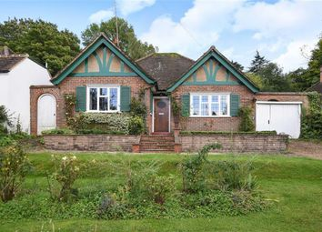 Thumbnail 3 bed detached bungalow for sale in Clements Road, Chorleywood, Rickmansworth