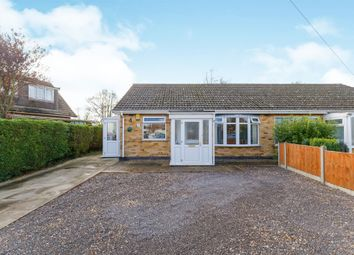 Thumbnail 2 bed semi-detached bungalow for sale in Beacon Way, Skegness