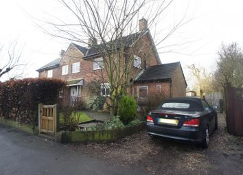 Thumbnail 3 bed semi-detached house to rent in Main Road, Elvaston, Thulston, Derby