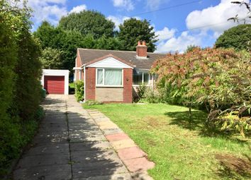 Thumbnail 3 bed semi-detached bungalow for sale in 3 Royshaw Close, Pleckgate, Blackburn