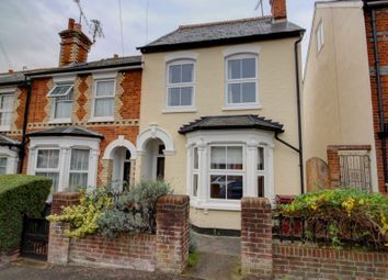 Thumbnail 4 bed semi-detached house for sale in St. Georges Road, Reading
