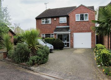 Thumbnail 5 bedroom detached house for sale in Harrison Close, South Bretton, Peterborough