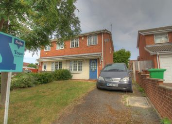 Thumbnail 2 bed semi-detached house for sale in Basford Road, Nottingham