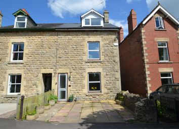 Thumbnail 3 bed terraced house for sale in Etheldene Road, Cashes Green, Stroud, Gloucestershire