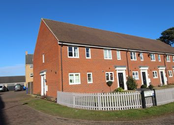Thumbnail 2 bed end terrace house for sale in Hawthorn Close, Red Lodge, Bury St. Edmunds