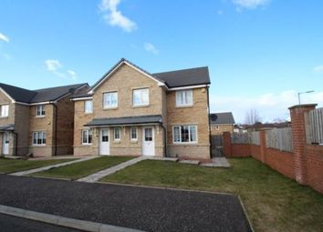 Thumbnail 3 bed semi-detached house for sale in Rigby Gardens, Eastfields, Carntyne, Glasgow