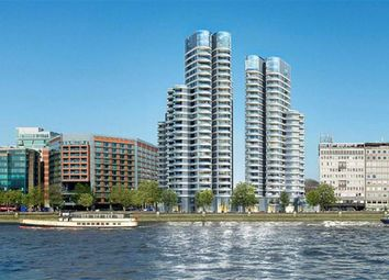 Thumbnail 1 bed flat for sale in The Corniche, 20 Albert Embankment, South Bank, London