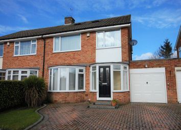 Thumbnail 4 bed semi-detached house for sale in Whiteacres, Morpeth