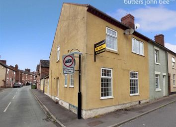 Thumbnail 2 bed flat for sale in Old Road, Stone, Staffordshire