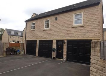 Thumbnail 2 bedroom detached house for sale in Marlington Drive, Huddersfield, West Yorkshire