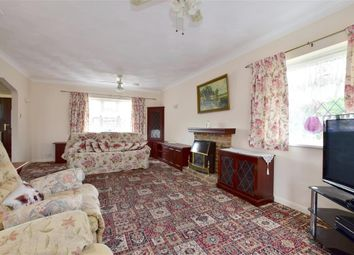 Thumbnail 3 bed detached bungalow for sale in Lade Fort Crescent, Lydd On Sea, Romney Marsh, Kent