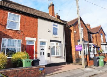 Thumbnail 2 bed end terrace house for sale in Beechtree Road, Walsall