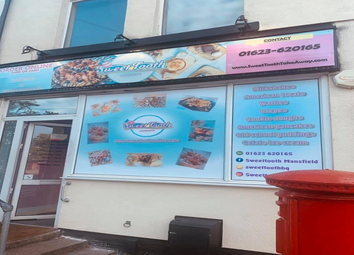 Thumbnail Restaurant/cafe for sale in Clipstone Road West, Forest Town, Mansfield