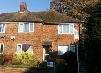 Thumbnail 2 bed flat for sale in Southwick Close, East Grinstead, West Sussex