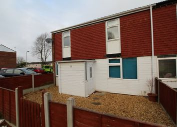Thumbnail 3 bed end terrace house to rent in Brendon Way, Nuneaton