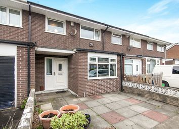 Thumbnail 3 bed terraced house for sale in Amberwood Drive, Manchester