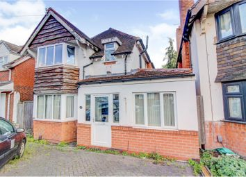 Thumbnail 3 bed detached house for sale in Coopers Road, Handsworth Wood