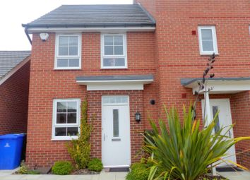 Thumbnail 2 bedroom semi-detached house to rent in Aylesbury Way, Forest Town, Mansfield